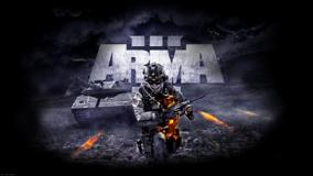 Arma 3 &#8211; Running Soldier Black Background